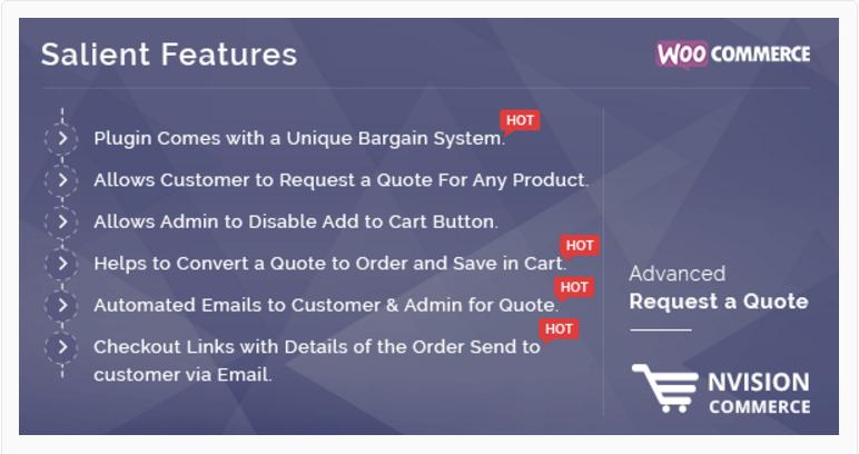 WooCommerce plugin orçamento WooCommerce Advanced Request a Quote