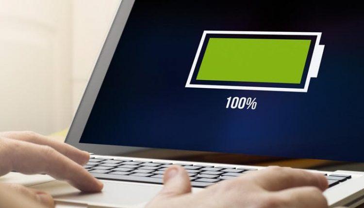 aumentar vida útil computador bateria