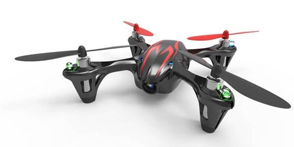 Drone Hubsan X4 H107C 4 canais e câmera