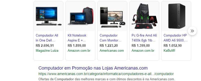 Google Shopping, como funciona a ferramenta