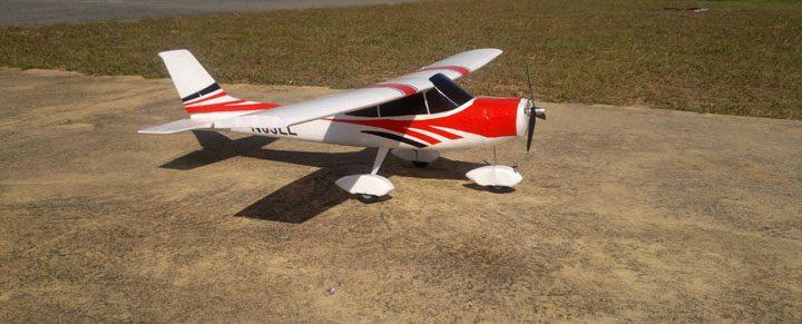 Aeromodelo CESNNA